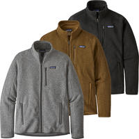 (パタゴニア)Patagonia Mens Better Sweater Fleece Jacket