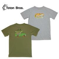 (ティートンブロス)Teton Bros. TB Pole Pedal Paddle Tee ポールペダルパドルT