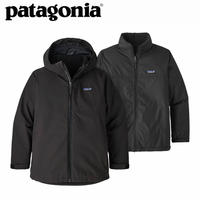 (パタゴニア)Patagonia Boys 4 in 1 Everyday Jacket