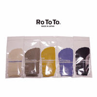 "(ロトト)RoToTo SECRET FIVE FINGER SOCKS ""SHORT"""