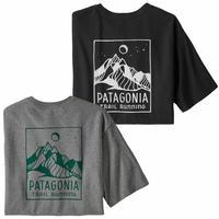 (パタゴニア)Patagonia Mens Ridgeline Runner Responsibili Tee