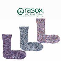 (ラソックス)RASOX スプラッシュコットン