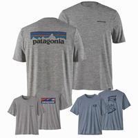 (パタゴニア)Patagonia Mens Cap Cool Daily Graphic Shirt