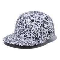 (ニューエラ)NEW ERA RC 9FIFTY Keith Haring キース・へリング オールオーバープリント ホワイト