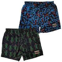 (ゲッコーハワイ)GECKO HAWAII SURF SHORTS