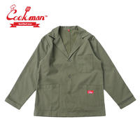 (クックマン)Cookman Lab.Jacket 「Khaki」