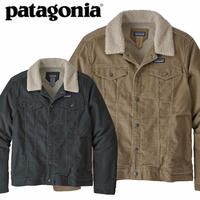 (パタゴニア)Patagonia Mens Pile Lined Trucker Jacket