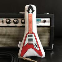 またたびロックンロール ギター(レッド)