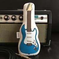 またたびロックンロール ギター(ブルー)