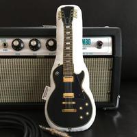 またたびロックンロール ギター(エボニー)
