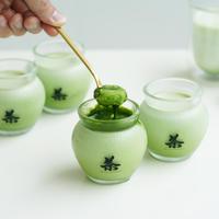 【夏ギフト】茶壺の抹茶パンナコッタセット【暑中お見舞い】