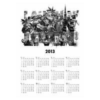 2013 Calendar Poster