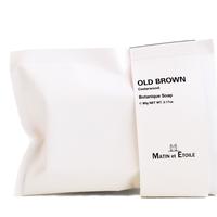 OLD BROWN - Botanique Soap