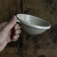 林拓児 貫入スープカップ