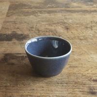 ヨーガンレール ババグーリ 瑠璃色の薄手陶器(茶杯・小鉢)