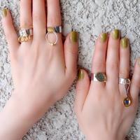 vintage cabochon ring