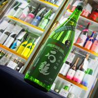愛媛県 石鎚 純米吟醸 緑ラベル 1800ml
