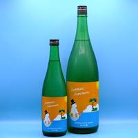 秋田県 まんさくの花 純米吟醸 サマースノーマン 1800ml