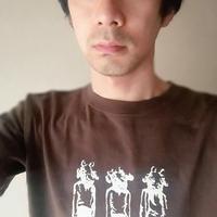 映画『花子の日記』Tシャツ