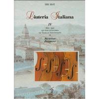 【BOOK】LIUTERIA ITALIANA 1860-1960 ( IV ) PIEDMONT