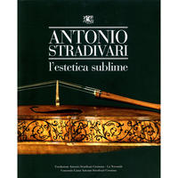 【BOOK】ANTONIO STRADIVARI  l'estetica sublime