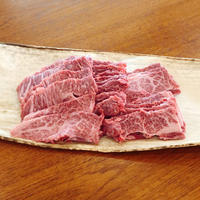 特産松阪牛 焼き肉【2人前】