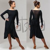 アイーダラテンドレス(ブラック)