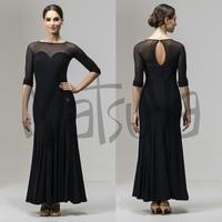 ヤスミンボールルームドレス(ブラック)