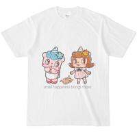 ましゅらむねぇねTシャツ【そうりょこみなの】