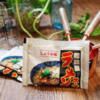 中華亭ラーメンスープ(しょうゆ味)