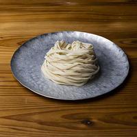 北海道産小麦100%使用平打ちストレート麺(200g×2食)