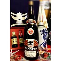 本醸造しょうゆ 松錦 1800mlビン  ×6本入り