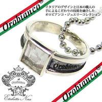 日本製 Orobianco オロビアンコ リング ネックレス 指輪 #15 #17 #19 アクセサリー (210)(211)(212) サイズ選択