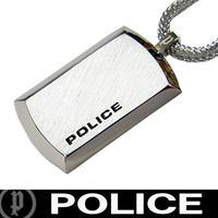 POLICE ポリス  ネックレス ペンダント プレート ドッグタグ PURITY ピュリティー (20)