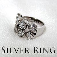 シルバー925 リング 指輪 アクセサリー ジュエリー #7 #9 #11 #13 #16 (1) 選べる