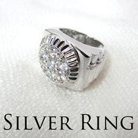 シルバー925 リング 指輪 アクセサリー ジュエリー #8 #10 #12 #14 #16 (8) 選べる