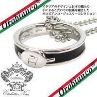 日本製 Orobianco オロビアンコ リング ネックレス 指輪 アクセサリー #7 #9 #11 #15 #17 #19 サイズ選択