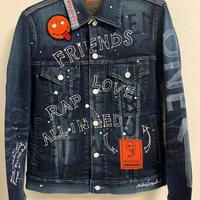 MA-1 Denim Jacket