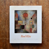 Paul Klee   AT THE GUGGENHEIM MUSEUM