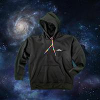 Gradations code setup hoodie [BLACK]