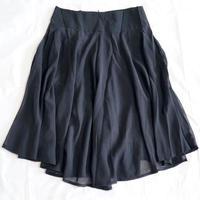 【即納】マルフォーマル★エレガントなロングスカート Mサイズ