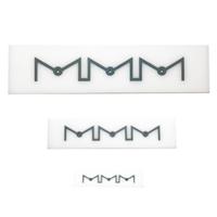 MMMロゴプレート Sサイズ