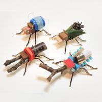創作昆虫ムシボット