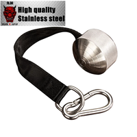 Pinch handle EX for armwrestling|Full304stainless