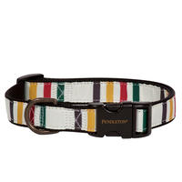 PENDLETON®  PET COLLECTION HIKER COLLAR - GLACIER  ナイロン製 首輪 グレーシャー柄