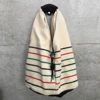 """T.K GARMENT SUPPLY ×MB7r HOBO BAG """"Natinal Park Vintage Blanket"""""""