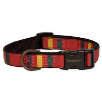 PENDLETON®  PET COLLECTION HIKER COLLAR - RANIER ナイロン製 首輪 レーニア柄