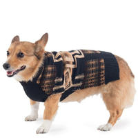 PENDLETON®  PET COLLECTION PET SWEATER - HARDING  medium ペットセーター ハーディング柄 Mサイズ