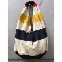 "T.K GARMENT SUPPLY ×MB7r HOBO BAG ""HUDSON'S BAY ❶"""