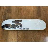 "Deadstock2001年製 GIRL SKATEBOARDS The Modern Chair series SKATE DECK ""Child's Chair"". by Tony Larson."